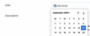 Edit changelog date